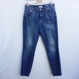Jessica Simpson High Rise Skinny Ankle.